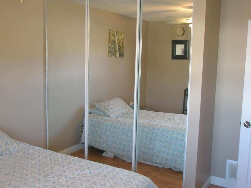 Mirrored Closets Harbor All Glass Amp Mirror Inc