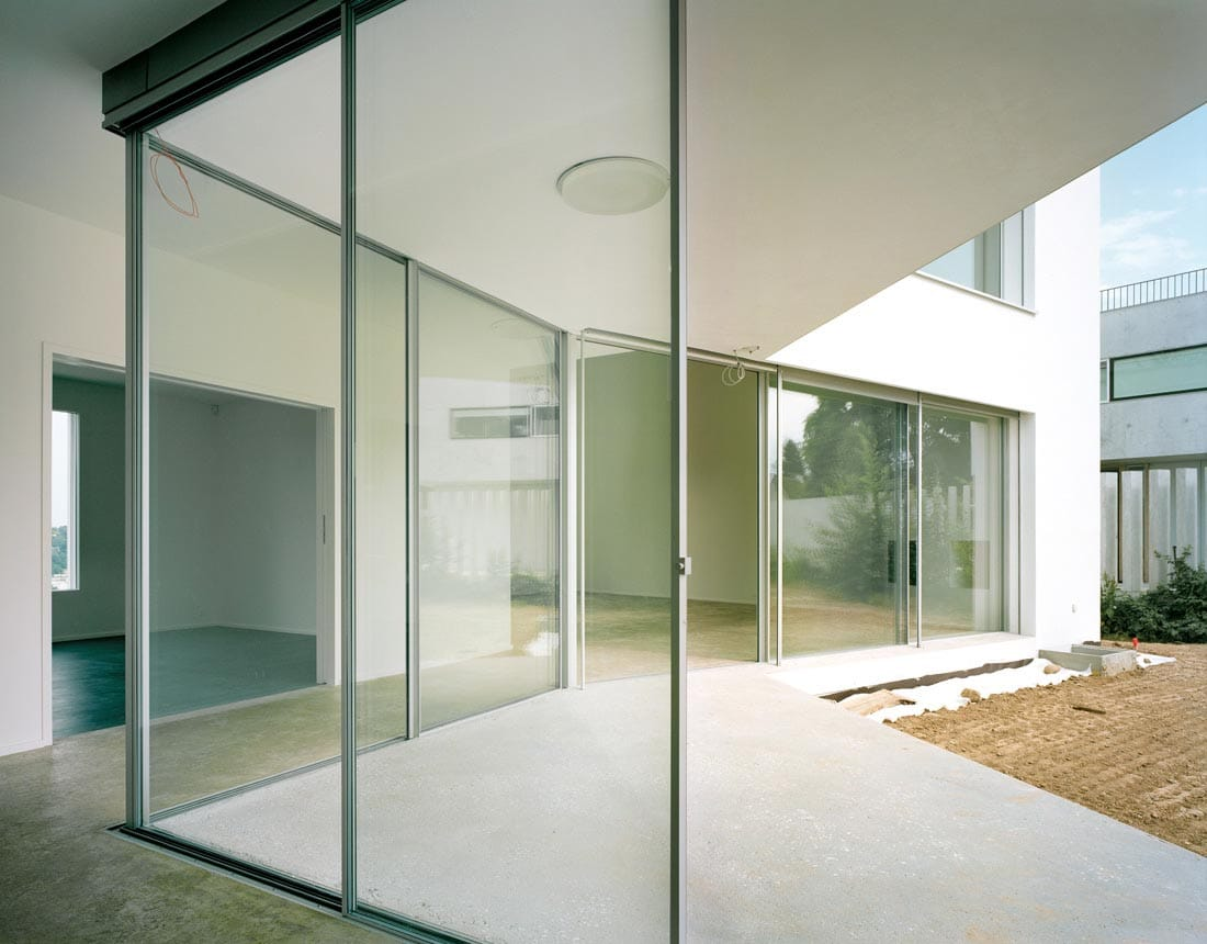 patio glass doors - Interior Glass Walls For Homes