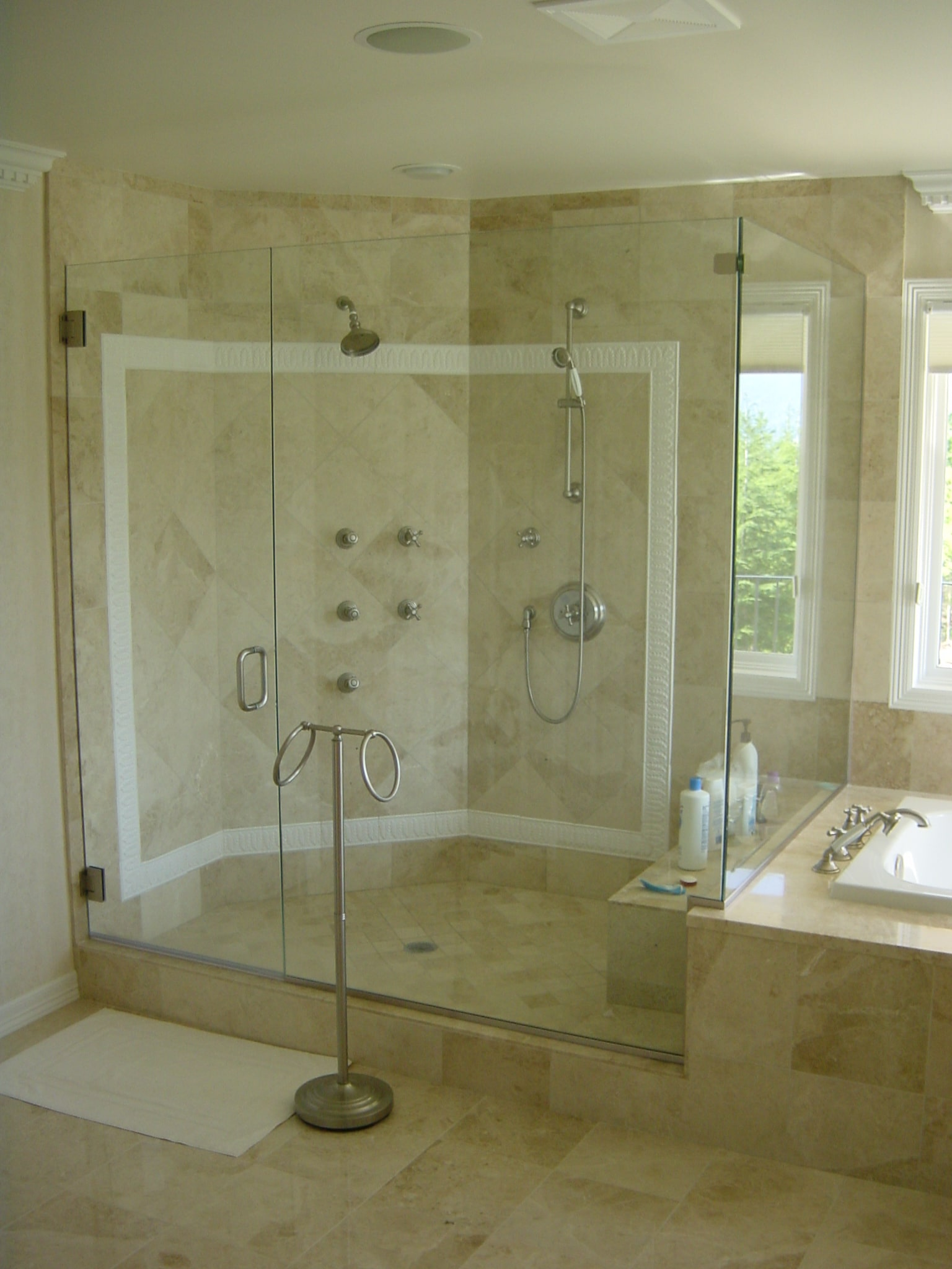 & Shower Glass - Harbor All Glass \u0026 Mirror Inc.