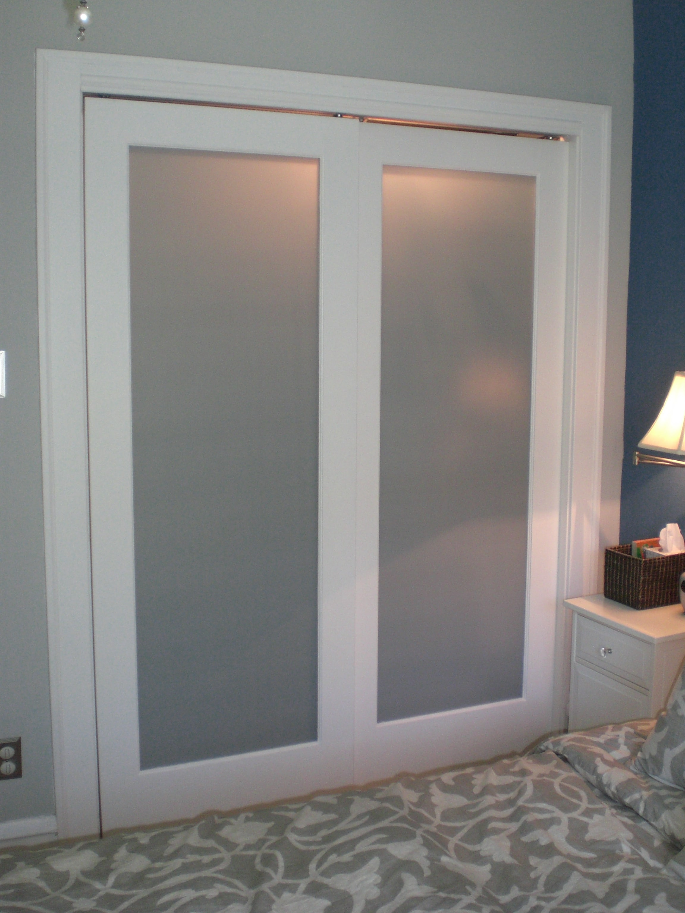 Mirrored Closets Harbor All Glass Mirror Inc