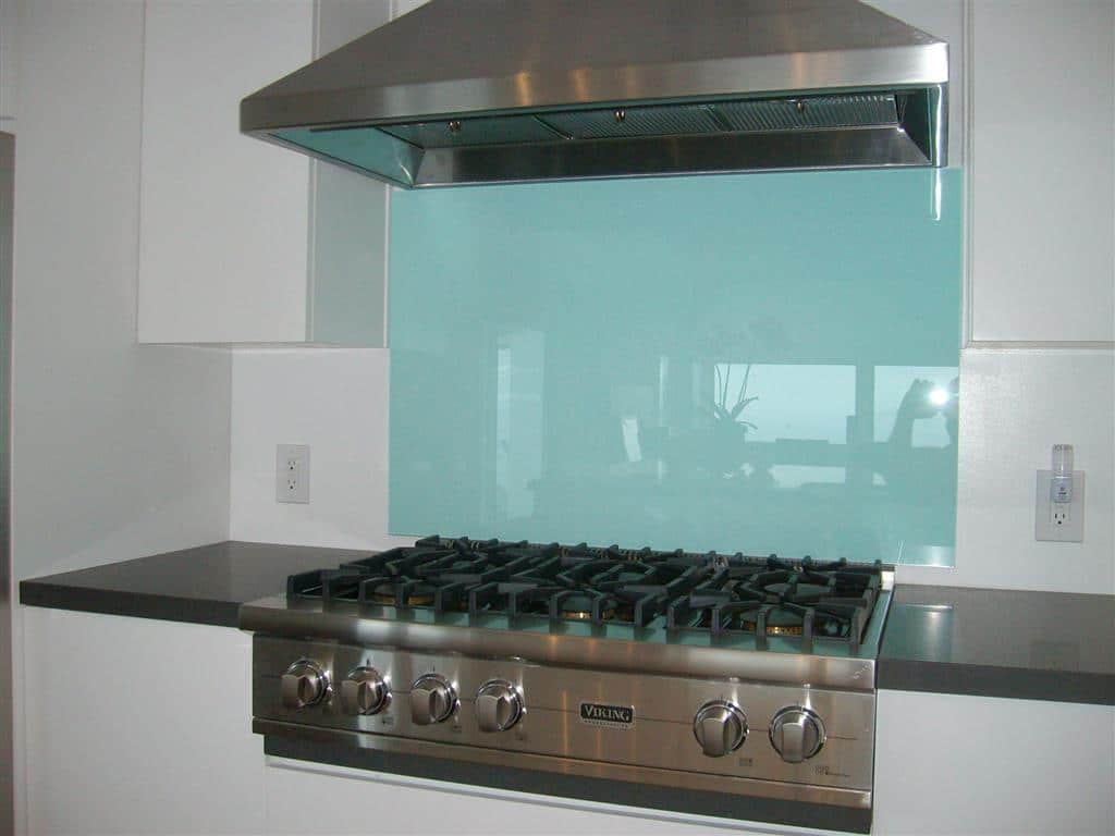 Sink Backsplash Commercial Kitchen